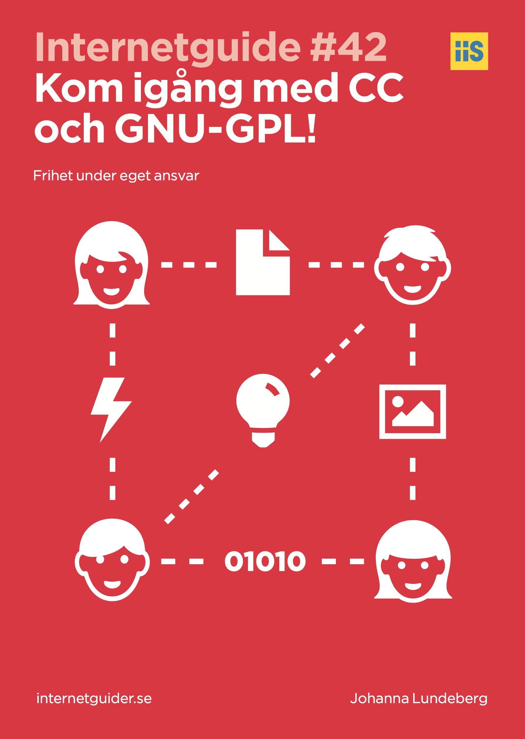 Kom igång med CC och GNU-GPL!