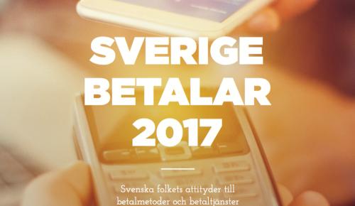 Sverige betalar 2017