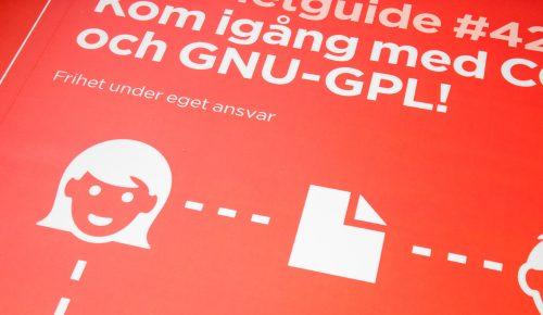Lär dig allt om öppen källkod, CC och GNU-GPL