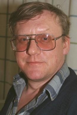 Porträtt av Björn Eriksen