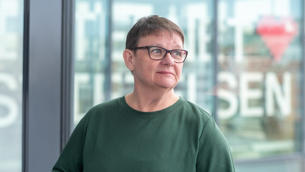 Anne-Marie Eklund Löwinder, säkerhetschef på Internetstiftelsen.