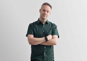 Måns Jonasson, digital strateg Internetstiftelsen