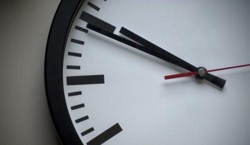 Klocka tid TTL