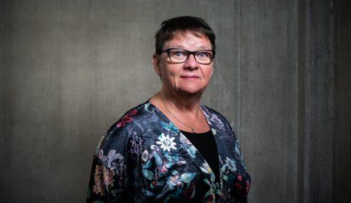 Pressbild Anne-Marie Eklund Löwinder, säkerhetschef, Internetstiftelsen