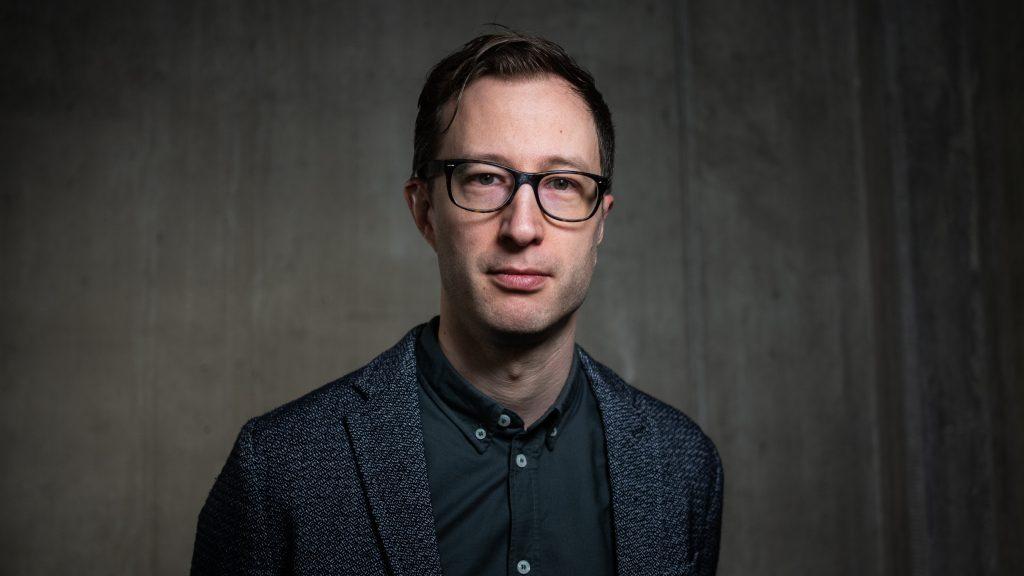 Pressbild Björn Appelgren, projektledare, Internetstiftelsen