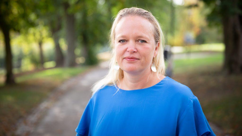 Anna Karin Hildingson Boqvist, generalsekreterare för ECPAT Sverige.