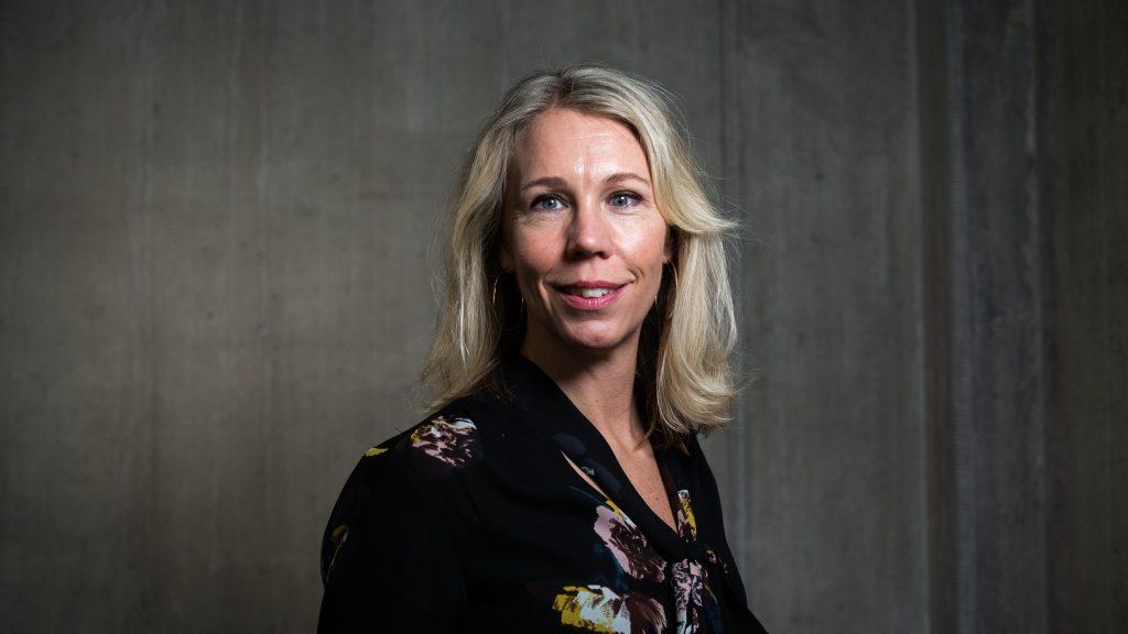 Pressbild Jannike Tillå, affärsområdes- och kommunikationschef, Internetstiftelsen