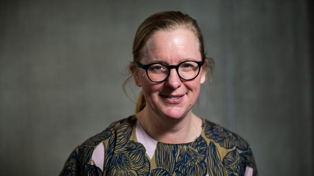 Pressbild Kristina Alexanderson, ansvarig för Internetstiftelsens skolsatsningar, Internetstiftelsen