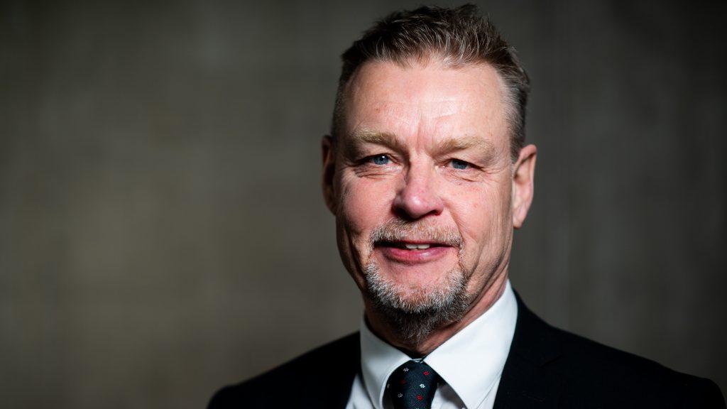 Pressbild Torbjörn Carlsson, chef Registry Services, Internetstiftelsen