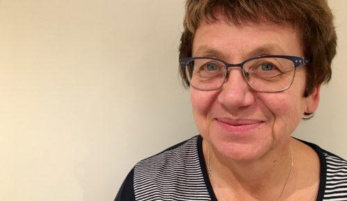 Porträttbild på Elisabeth Diméus, lärare i Luleå