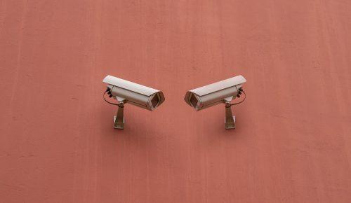 övervakningskameror