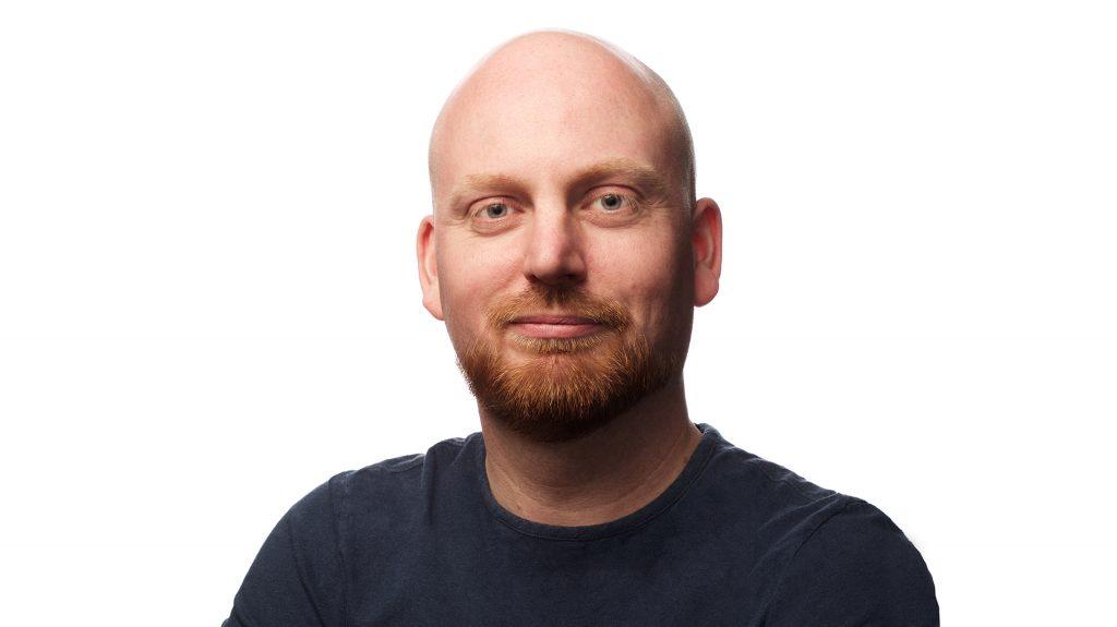 Matthias Palmér, teknisk chef och grundare till Metasolutions.