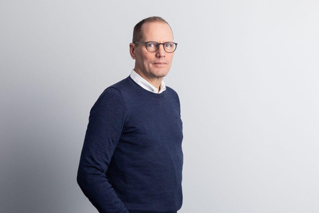 Styrelsemedlem Internetstiftelsen Krister Nilsson