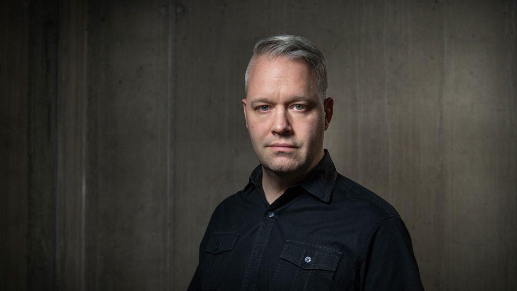 Porträtt av Måns Jonasson, digital strateg, Internetstiftelsen