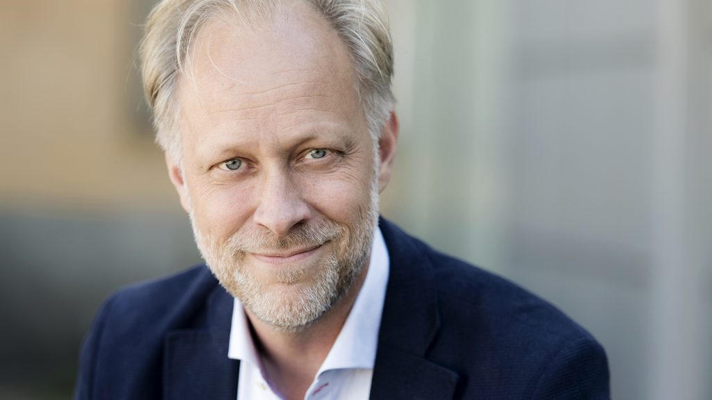 Porträtt Erik Mattsson