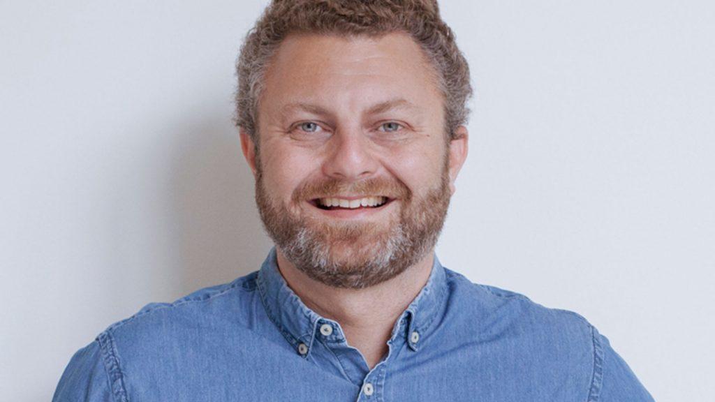 Porträtt av Michael Wahlgren på konsultföretaget Pineberry.